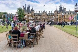 Feast weekend at Waddesdon Manor Logo