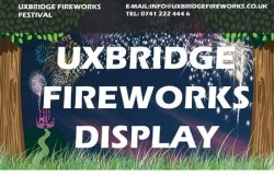 Uxbridge Fireworks Display (the big bang festival) 2015 7th  Logo