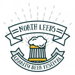 8th North Leeds Charity Beer Festival logo