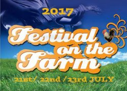 FESTIVAL ON THE FARM Logo
