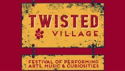 Twisted Village Festival  Logo
