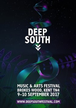 Deep South Music And Arts Festival Logo