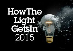 How The Light Gets In 2015 logo