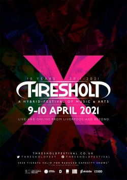 Threshold X Music Festival  Logo