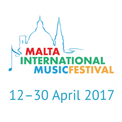 Malta International Music Festival 2017 logo