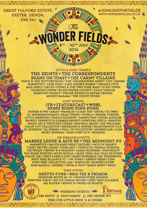 Wonder Fields logo