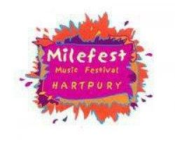 MILEFEST. logo