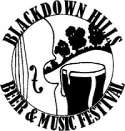 Blackdown Hills Beer And Music Festival logo