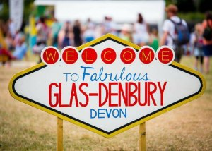Glas-Denbury Music And Arts Festival logo