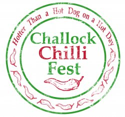 Challock Chilli And Craft Fest Logo