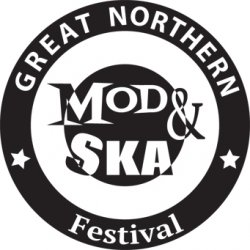 Great Northern Mod and SKA Festival Logo