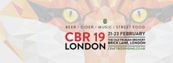 Craft Beer Rising 2019 - Craft beer, cider, music and street Logo