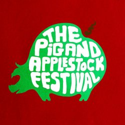 The Pig And Applestock Festival 2017 logo