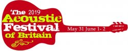 Acoustic Festival of Britain logo