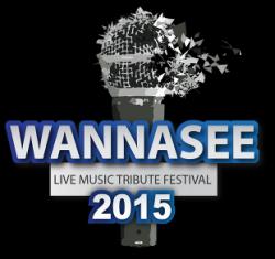 Wannasee Tribute Festival 2015 - Bishop Auckland logo