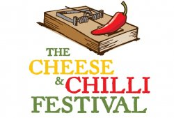 Christchurch Cheese & Chilli Festival Logo
