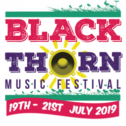 Blackthorn Music Festival Logo