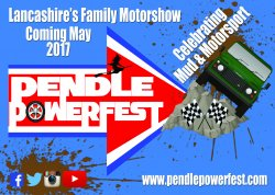 Pendle Powerfest Logo