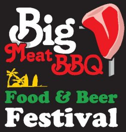 Big Meat bbq food Festival 2020 logo