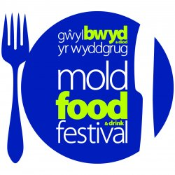 Mold Food And Drink Festival logo