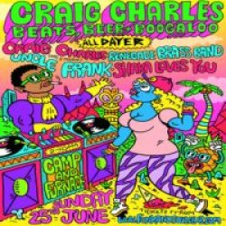 Craig Charles Liverpool Funk All-Dayer logo
