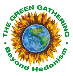 The Green Gathering 2017 Logo
