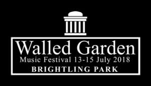 Walled Garden Music Festival 2018 logo