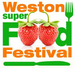 Weston super Food Festival logo