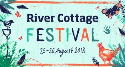 River Cottage Festival 2018 Logo