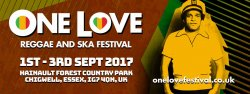 One Love Festival  logo