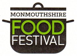 Monmouthshire Food Festival Logo