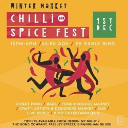 Chilli and Spice Fest Logo