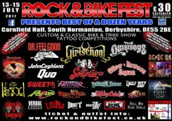 Rock and Bike Fest logo
