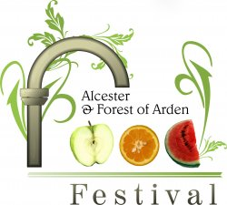 Alcester And Forest Of Arden Food Festival Logo