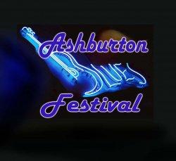 Ashburton Blues  Festival logo
