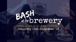Bash at the Brewery  Logo