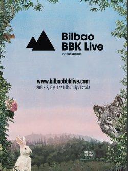 Bilbao BBK Live 2019 logo