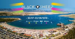 Black Sheep Festival 2018  logo