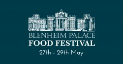 Blenheim Palace Food Festival Logo
