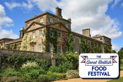 The Great British Food Festival at Bowood House logo