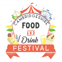 The Cambridgeshire Food And Drink Festival Logo