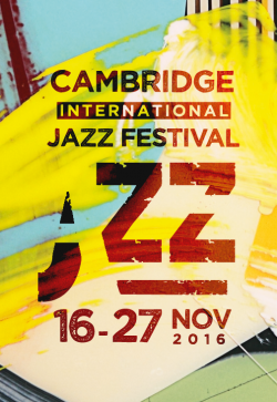 Cambridge Jazz Festival logo