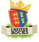 Chester Rocks Logo