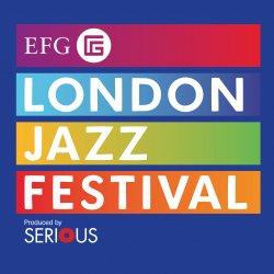 EFG London Jazz Festival logo