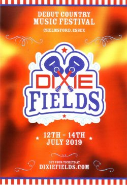Dixie Fields Logo