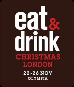 Eat and Drink Festival Christmas 2017 Logo