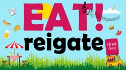 EAT! Food Festival - Reigate  logo