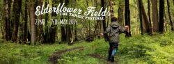 Elderflower Fields Festival logo