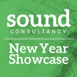 The Sound Consultancy New Year Showcase  logo
