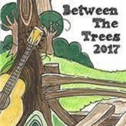 Between The Trees - Rudry Music Festival Logo
